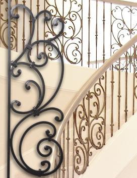 Tuscany Iron Panels
