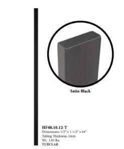 HFSTB40.10.12-T Flat Bar