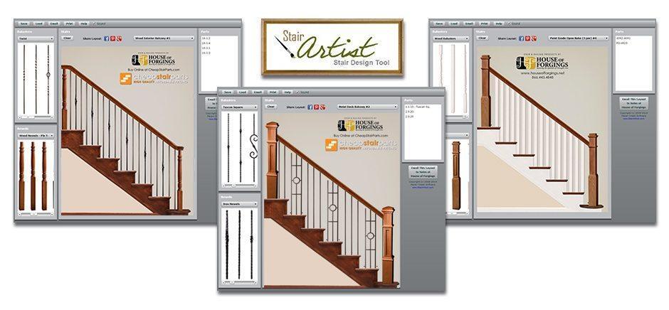 Stair Artist Stair Design Tool