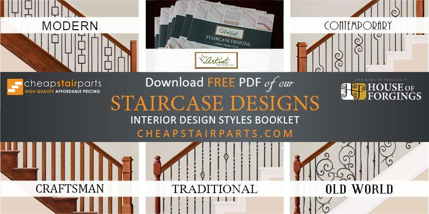 Cheap Stair Parts Stair Design Idea Book