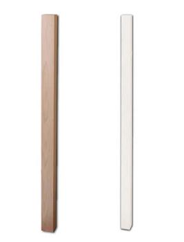 Blank Wood Balusters