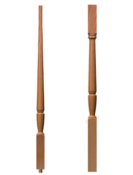Bunker Hill Wood Balusters