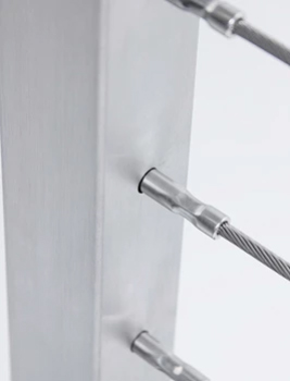 AXIA - CABLE INFILL - SWAGING REQUIRED