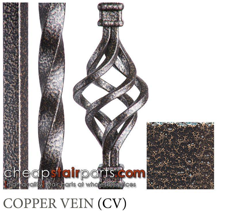 Copper Vein Powdercoat