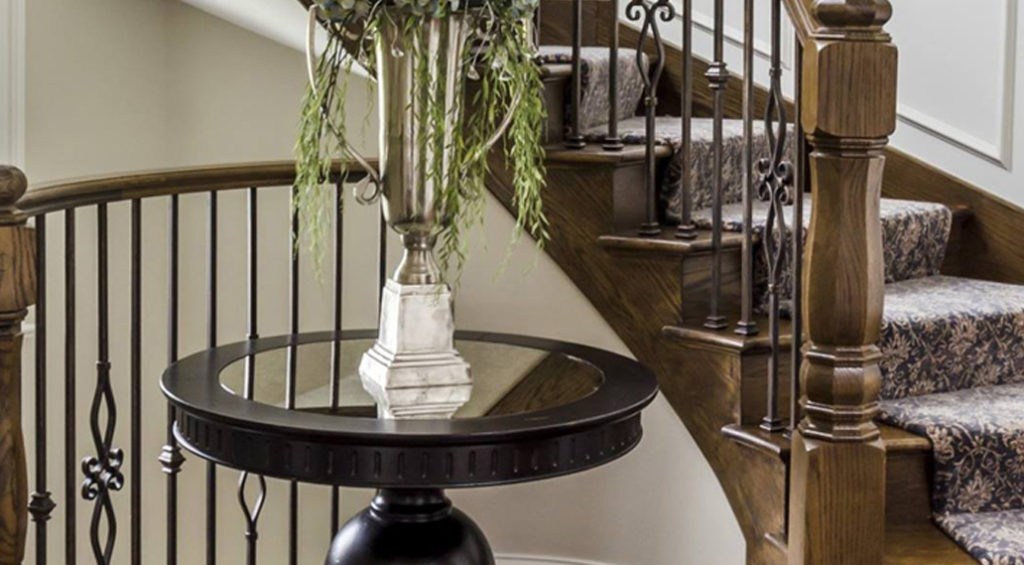 Designer Square Hollow Iron Balusters