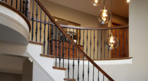 Gothic Hammered Solid Iron Balusters