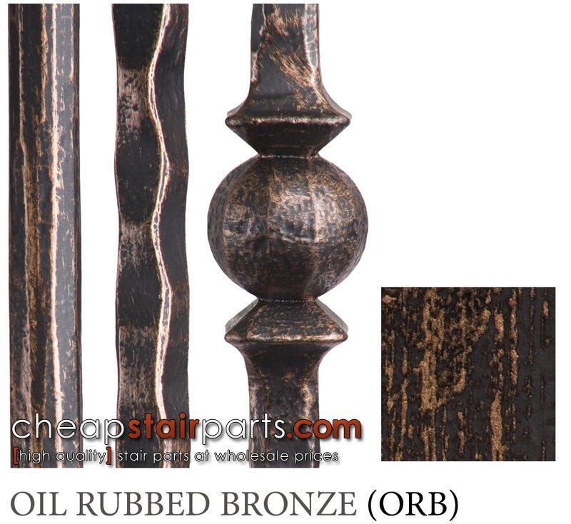 Oil Rubbed Bronze Faux Finish