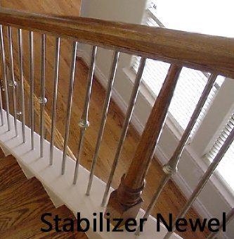 Stabilizer Newel Posts