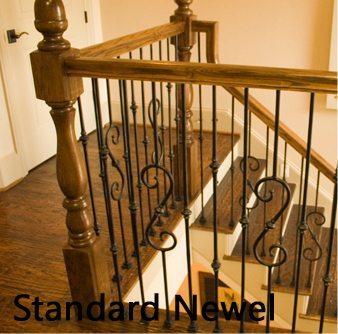 Standard Newel Post