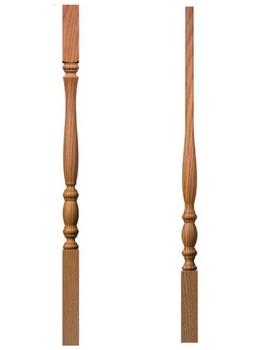 Utah Wood Balusters